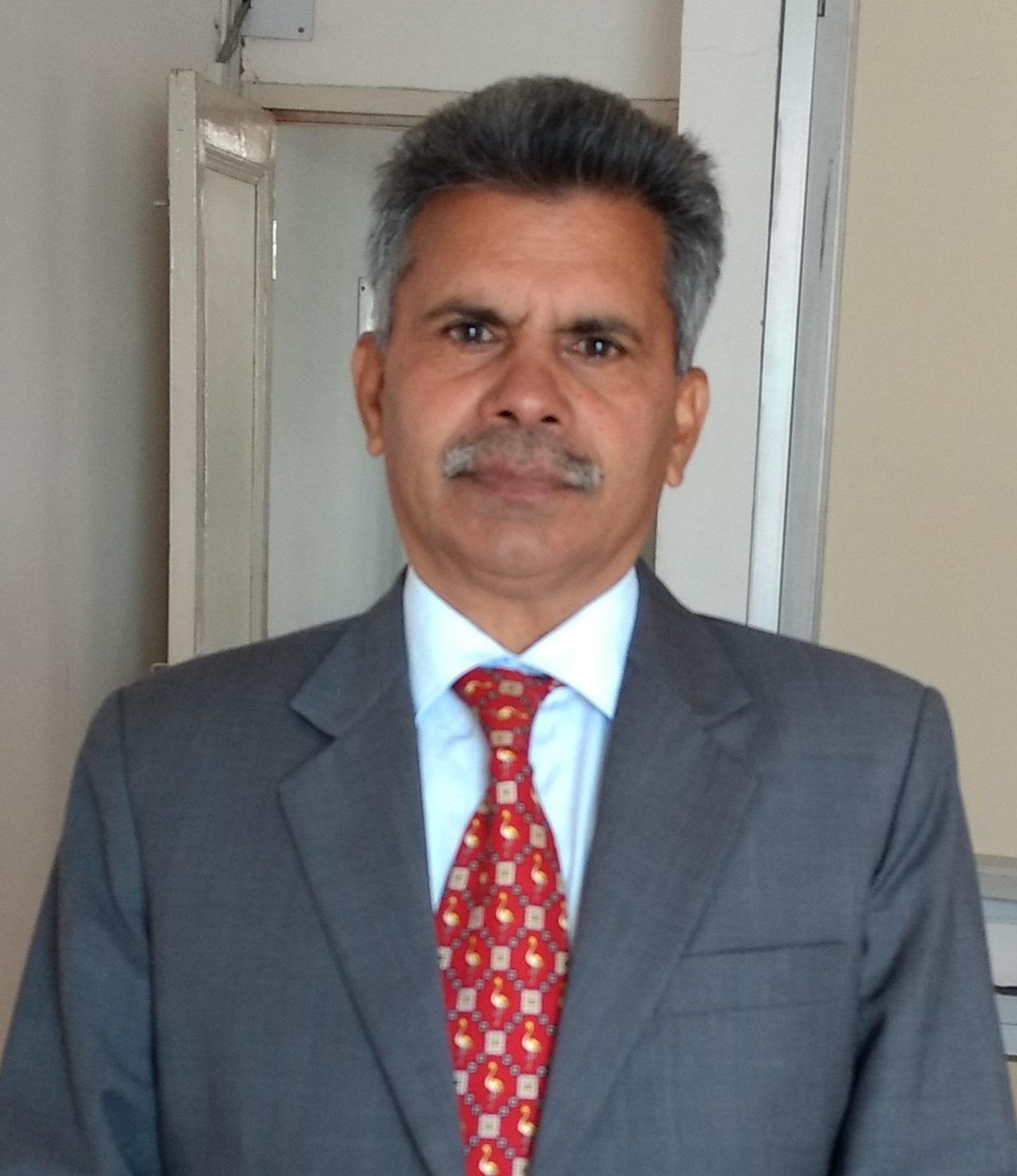 Dr. Anil Khatta