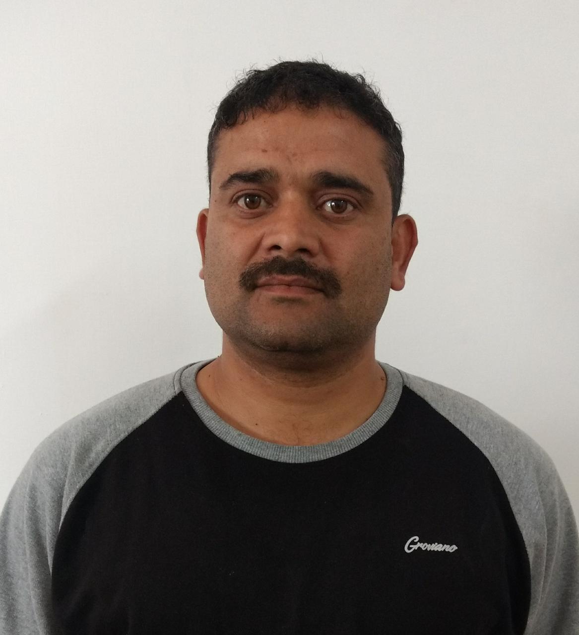 Arvind Bains