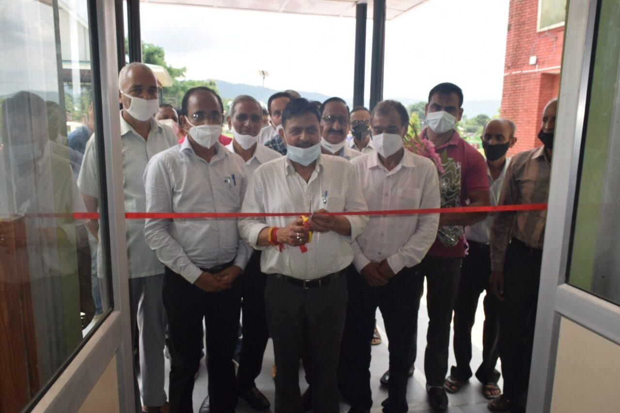 Van Mahotsav celebration: Ribbon Cutting Ceremony
